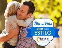 Campanha Dia dos Pais Trier Calçados
