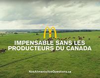 Nos aliments, vos questions - McDonald's Canada