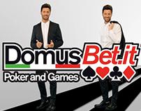 DomusBet.it - Spot Tv su Sky con Filippo Bisciglia