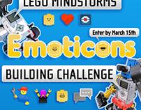 LEGO Mindstorms EV3/NXT Building Challenge