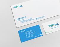 ING Corporate Identity