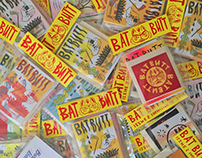 Bat Butt Issue 2 ZINE