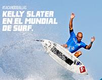 Escuela de Surf - SacandoQuillas