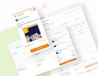 Educents UI / UX