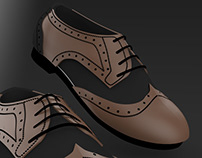 Derby Shoes Design - Rhino