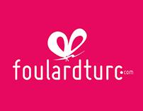 Foulard Turc logo/logotype