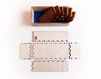 Brickyard Gastropub Serving Container