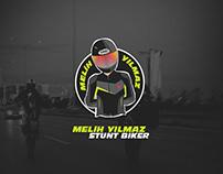 Youtuber/Motovlogger Logo