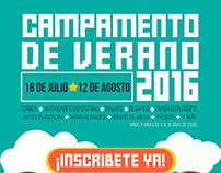 Campaña: Campamento de Verano