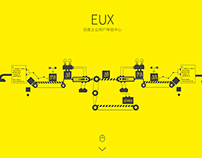 Baidu EUX Blog Design