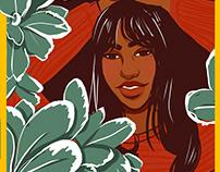 Plant Illustrations series
