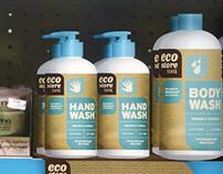 Eco Store 3d bottles
