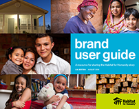 Habitat for Humanity's Global Brand Manual