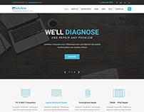 IT Solution WordPress theme