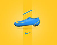 Treino - Chuteira Nike