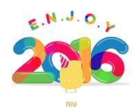 Enjoy 2016