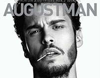 BAPTISTE GIABICONI for AUGUST MAN
