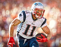 Julian Edelman Design Work
