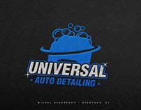 Universal Auto Detailing - Brand Design By Mitch™