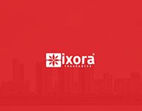 iXORA Logo Design Concept (3)