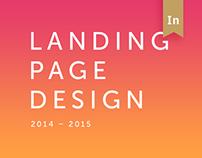 Landing Page 2014 – 15