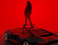 Lamborghini Ride