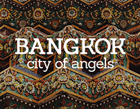 Bangkok, The city of angles.
