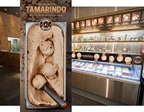 Helado de Tamarindo - Crepes & Waffles