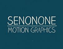 Senon Motion Graphics Reel