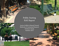 Research Project: Public Seating in Community Spaces
