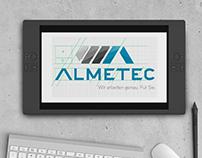 Almetec Rebranding