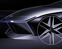 Lexus Sketches