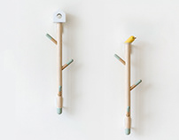 Tree Clothes Rack Series