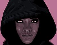 Pink Rihanna