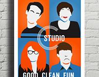 Studio C Fan Poster