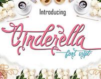 Free Font - Cinderella Script