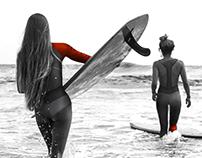YASUR 🌊 surf wetsuit project