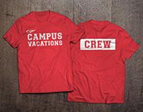 Campus Vacations Staff Uniforms 2015