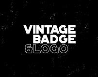 Vintage Badge & Logo