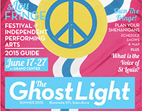 2015 St Lou Fringe Ghost Light