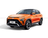 Hyundai ix25 facelift