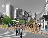 Estudo de Mobilidade | Centro Histórico, Porto Alegre