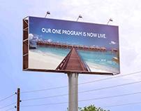 Marriott rewards billboard design