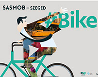 SasMob, Szeged 2019. Communication Campaign