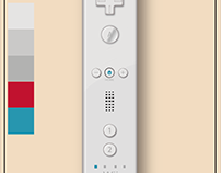 Poster Wii control