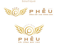 Logo Phễu boutique