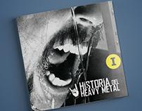 Historia del Heavy Metal - Fascículos Coleccionables