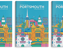 Official Portsmouth Visitor Guide 2019