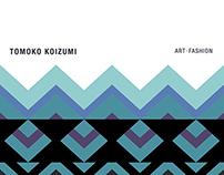ART & FASHION - Tomoko Koizumi