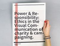 Power & Responsibility designed dissertation